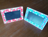 7 polegadas Digital Photo Frame com Colorful Frame Printed UV