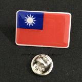 Pin feito sob encomenda do Lapel do emblema do metal da forma da estrela do suporte da forma