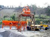 Planta de tratamento por lotes concreta da construção da planta 25m3/H