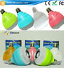 Lampadina dell'altoparlante della lampada di Bluetooth più poco costosa LED di prezzi del pneumatico fatta in Cina