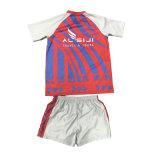 [قونليتي] [روغبي] بدلة مع عادة علامة تجاريّة وتصميم