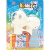 Jouet de canon de bulle de singe de jouet de musique d'été