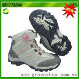Soem-Herbst-Winter-klassische stilvolle gute Qualitätskinder, die Schuhe wandern