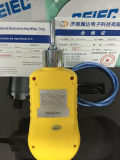Detetor de gás interno caraterizado de Pupm