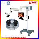 치과용 장비는 휴대용 운영 현미경을 공급한다