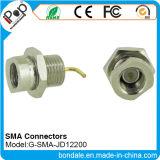Conetor coaxial dos conetores de SMA Jd12200 para conetores de SMA