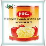 2016新しい穀物によって缶詰にされるAppleの新鮮な果物