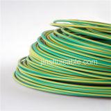 Fio elétrico do tanoeiro da isolação do PVC