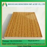 Madera contrachapada de la base HPL de la madera dura
