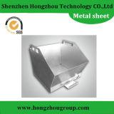 Peças da soldadura do metal de folha de acordo com ISO9001: 2008