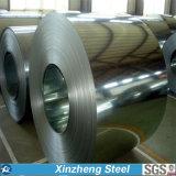 Z150g galvanizou a bobina de aço duramente galvanizada de aço da bobina completamente para folha ondulada