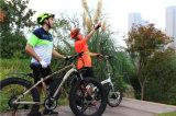 тучный электрический велосипед 1000W, идет снег электрический велосипед