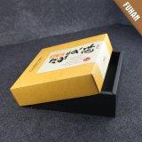 Caixa de embalagem do cartão do tamanho do cliente