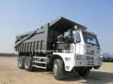 40 camion d'extraction de guerrier de la tonne HOWO