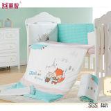 刺繍の赤ん坊、養樹園部屋によって合われるシートセット