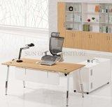 Bureau en acier durable en gros d'ordinateur de gestionnaire de pied d'usine (SZ-OD317)