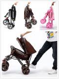 China-preiswerter Baby-Spaziergänger 2017 mit Baumwollkissen