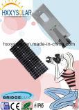 保証3年ののISOによって証明される15W太陽街灯の製造業者