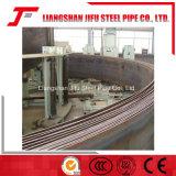 Machine soudée de pipe galvanisée par ERW