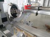 Tear dobro do jato do ar da máquina de tecelagem da maquineta do bocal