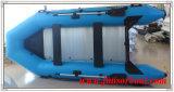 Peschereccio gonfiabile di grande misura con il pavimento di alluminio (FWS-M480)