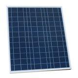 Panneau solaire 12V Poly 40W pour batterie de recharge