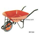 Wheelbarrow da qualidade superior de capacidade de carga 180kg (WB7403)