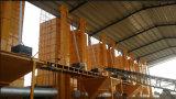 NZJ150 NZJ200 NZJ300 NZJ400 terminam a planta do moinho de arroz