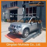 Empilhador hidráulico desenvolvido novo do estacionamento do carro