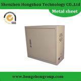 Металлический лист разделяет фабрику для почтового ящика нержавеющей стали