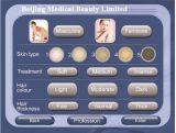 2015最もよいIPLレーザーShrの毛の取り外し療法システム
