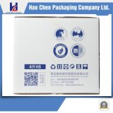 Boîte à carton en carton ondulé blanc bon marché et de bonne qualité