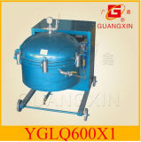 Olie Schonere Yglq600*1 van de Zuiveringsinstallatie van de Olie van de zonnebloem de Ruwe Eetbare