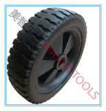 Beweis PU-Schaumgummi-Reifen-Kinderwagen-Rad der Durchbohrung-5X1.5