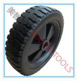 Het Schuimrubber Wheel 5X1.5 Pu Foam Wheel van Barrow Tire 4.80/4.008 Solid Pu van het wiel