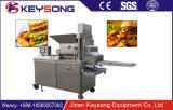Carne automática do Hamburger que dá forma ao fabricante do hamburguer da máquina