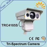 Камера блока развертки Tri-Спектра обеспеченностью PTZ