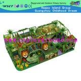 Castelo de diversão Grande parque infantil interior Parque infantil Parque infantil interior (H14-Verde)
