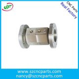 Kundenspezifischer Präzisions-reibender Service-Stahl zerteilt CNC-maschinell bearbeitenteil