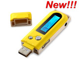 Jugador de MP3 del enchufe del USB (DZ-105)