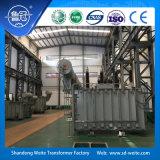 Estándares del IEC, enrollamientos 110kv tres, transformador de potencia inmerso en aceite de la en-Carga
