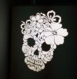 Proyector ligero 2017 de la insignia del Gobo LED para el anuncio al aire libre de la pared