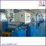 PE, XLPE, linha de produção do revestimento do cabo distribuidor de corrente do PVC