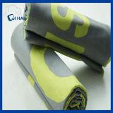 Польностью напечатанное полотенце пляжа замши Microfiber (QHMS009012)