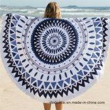 高品質の卸売によって修飾される柔らかいRouneによって印刷されるビーチタオル