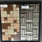 Design moderno Mix Color Glass e Metal Mosaic Tile