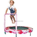 - Trampolín con Baranda sólo para niños
