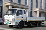 Caminhão leve com táxi de 2000mm