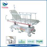 Carretilla paciente manual de la transferencia para los pacientes