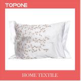 Caisse 100% bon marché d'oreiller des prix concurrentiels de coton (T63)